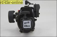 y0494 Carson/Smartech 28 cm³ pt-engine with carburetor