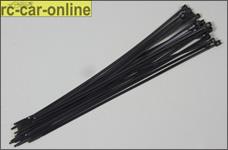 y0674/04 Kabelbinder mit Stahlzunge 2,5 x 200 mm