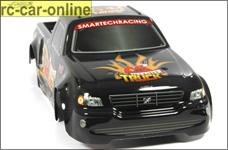 y0704 Smartech Monster Truck komplett lackierte Karosserie,