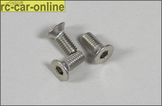 y0733/03 Mounting screws for friction pads and front plate
