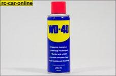 y0749 WD-40 spray can 200 ml, 1 pce.
