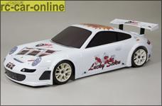 y0784/35 Porsche GT3 RSR mit Casino / Lucky Seven Team-Dekor