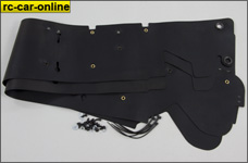 y0789 Chassis mud flaps for Losi 5ive-T/2.0