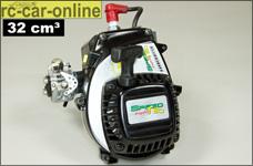y0810 SPEED TEC Expert V  Zenoah G320 Tuning Motor