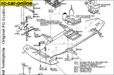 y0960/02 FG manuals set Ecoline touring cars