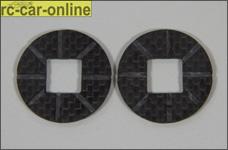 y10205 CFK-Scheiben Standart 32 mm