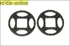 y10226 Differentialscheibenset Carbon V3 (32 mm) - für