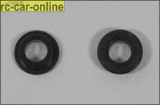 y10308 Bundbuchse (8x12/16x5 mm), Alu, beschichtet