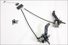 y1075 Front brake system for FG Marder, FG Off-Road Buggy an