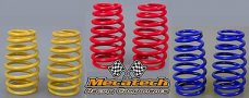 2009-05 Cask shaped springs for Mecatech Klick-Shocks  and B