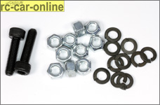 y1379 Pinion fastening set with nut for Losi 5ive-T and Mini