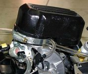 HT-Airbox Buggy, y19024 - 1pce.