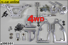 y2003 Tuning front suspension set for nearly all FG 4WD Spor