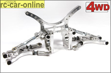 y2004 Tuning aluminum rear suspension set for nearly all FG