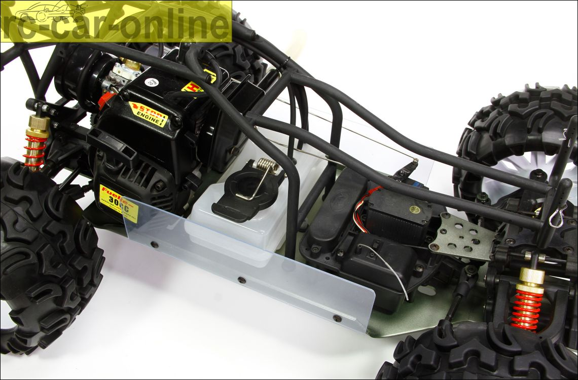 vrx blaze buggy 1 5 mit 30cm motor rtr mit 2 gang. Black Bedroom Furniture Sets. Home Design Ideas